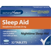 Exchange Select Sleep Aid 32ct