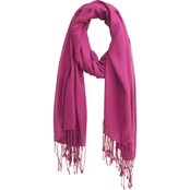 New York Accessories Twill Pashmina Wrap