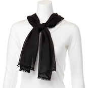 Imperial Solid Oblong Fashion Scarf