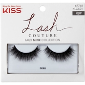 Kiss Lash Couture Faux Mink Collection, Gala