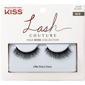 Kiss Lash Couture Faux Mink Collection, Little Black Dress