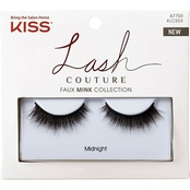 Kiss Lash Couture Faux Mink Collection, Midnight