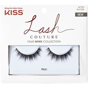 Kiss Lash Couture Faux Mink Collection, Pitch