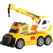 Dickie Toys Mini Action Mobile Crane Vehicle
