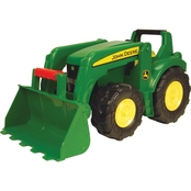 TOMY John Deere 21 in. Big Scoop Tractor