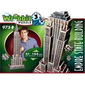 Wrebbit3D 2007 Empire State Building 3D Puzzle