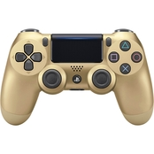 Sony DS4 Controller, Gold (PS4)