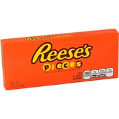 Hershey's Reese's Pieces Theater Candy, 12 Box Case