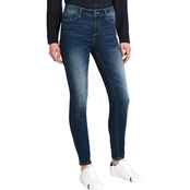 Armani Exchange Mid Rise Skinny Jeans