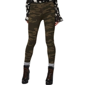 Sanctuary Grease Camo Leggings