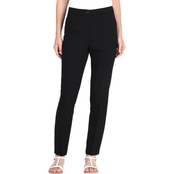 Armani Exchange Flat Front Slim Pants