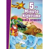 5 Minute Nighttime Bible Stories
