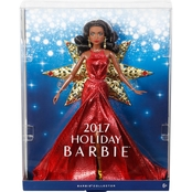 Barbie 2017 Holiday Nikki Doll