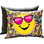 Emojination Say Cheese Bed Pillow