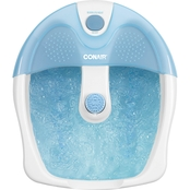 Conair True Glow Foot Bath with Bubble Action and Pinpoint Massage