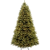 National Tree Company 6 ft. Downswept Douglas Fir Tree with Clear Lights