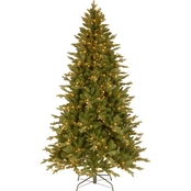 National Tree Company 6.5 ft. Avalon Spruce Tree with Clear Lights