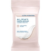 Almay Ultra Hydrating Makeup Remover Cleansing Towelettes