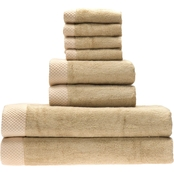 BedVoyage Rayon from Bamboo Resort Towel 8 pc. Set