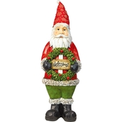 Design Toscano Santa Welcoming Holiday Guests Statue