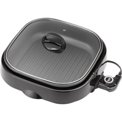 Aroma 4 Qt 3-in-1 Grillet