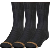 GoldToe Boys Microfiber Dress Socks 3 Pk.
