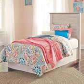 Signature Design by Ashley Willowton Headboard/Frame Kit