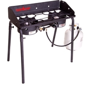 Camp Chef Outdoorsman High Pressure Two Burner Stove