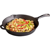 Camp Chef 12 in. Seasoned Cast Iron Skillet