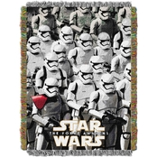 Northwest Star Wars Imperial Troops Woven Tapestry Throw