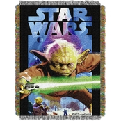 Northwest Star Wars Powerful Ally Woven Tapestry Throw