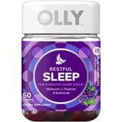 Olly Restful Sleep Gummy Vitamin 50 ct.