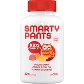 Smarty Pants Kids Complete Gummy Vitamins 120 ct.