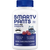 Smarty Pants Men's Complete Gummy Vitamins 120 ct.
