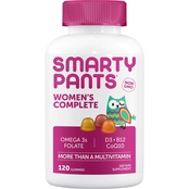 Smarty Pants Women's Complete Gummy Vitamins 120 ct.