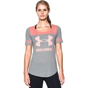 Under Armour Graphic Baseball Tee