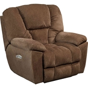 Catnapper Owens Power Headrest Lay Flat Recliner