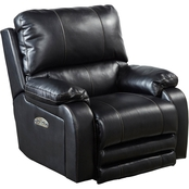 Catnapper Thornton Power Headrest Lay Flat Recliner