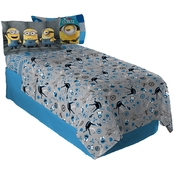Universal Minions Follow Mel II Sheet Set