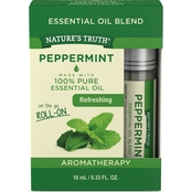 Nature's Truth Peppermint Roll On Essential Oil