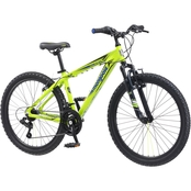 Mongoose Boys Mech 24 In. ATB Mountain Bike
