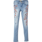 Squeeze Girls Shades of Cherry Blossom Jeans