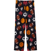 Jelli Fish Kids Little Boys Sports Sleep Pants