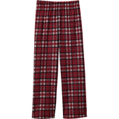 Jelli Fish Kids Little Boys Plaid Sleep Pants