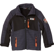 32 Degrees Toddler Boys Midweight Softshell Jacket