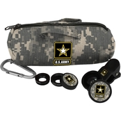 US Army - 3 in 1 Camera Lens Kit for Apple and Android Phones - Clamshell
