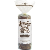 Jenny Lee Gourmet Chocolate Chip Cinnamon Swirl Bread