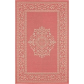 Karastan San Tropez Woven Indoor/Outdoor Area Rug