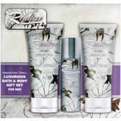 Realtree American Trail for Her Bath & Body Set