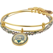Alex and Ani Art Infusion Claddagh Set